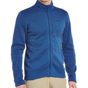 MARMOT Mens Drop Line FZ/full ZIP Fleece Jacket
